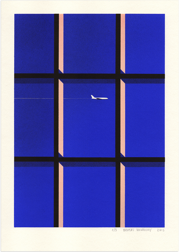 'Window', obra de la serie 'Voyage' - © Thomas Danthony - Foto: thomasdanthony.com