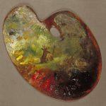 Rosa Bonheur - Palette - Minneapolis Institute of Art