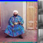 Sergei Mikhailovich Prokudin-Gorski - The Emir of Bukhara, 1911 - Library of Congress - Dominio público