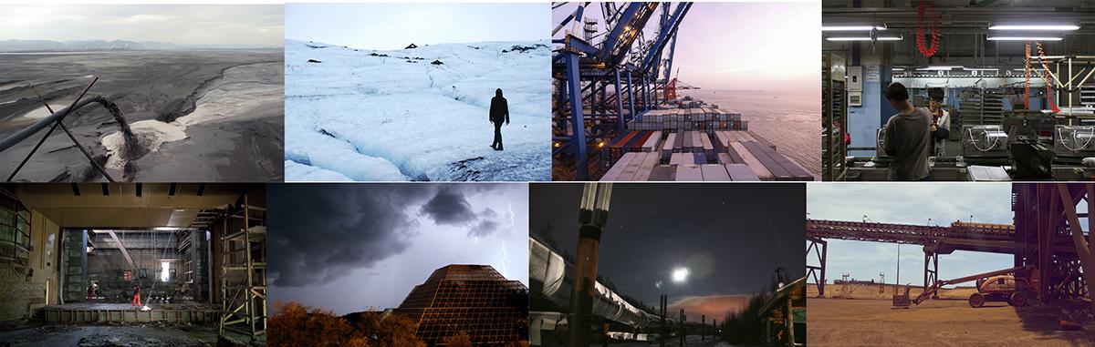 Ocho lugares del mundo a los que resulta casi imposible viajar - Fotos © Unknown Fields