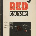 "Hannes Meyer, Periodical ""RED""; 5, 1930, Harvard Art Museums/Busch-Reisinger Museum"