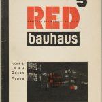 """Hannes Meyer, Periodical """"RED""""; 5, 1930, Harvard Art Museums/Busch-Reisinger Museum"""