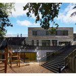 Davenies School - Arquitectos: DSDHA - Foto: Dennis Gilbert