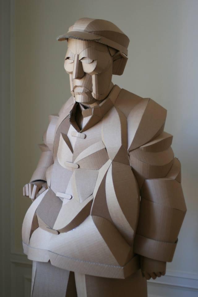 'Shaoxing Man' - Warren King - Foto: wrnking.com