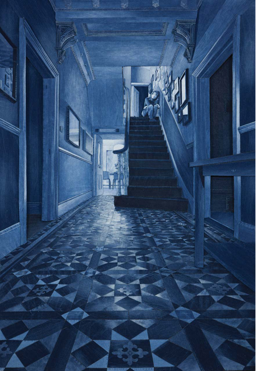 'Behind Closed Doors' - Ian Berry - Foto: Catto Gallery, London
