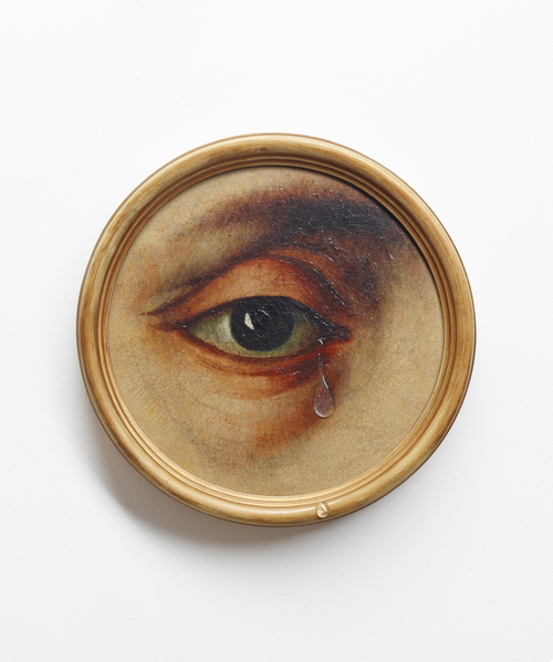 'Eye with Tear' - Nancy Fouts - Foto: www.nancyfouts.com