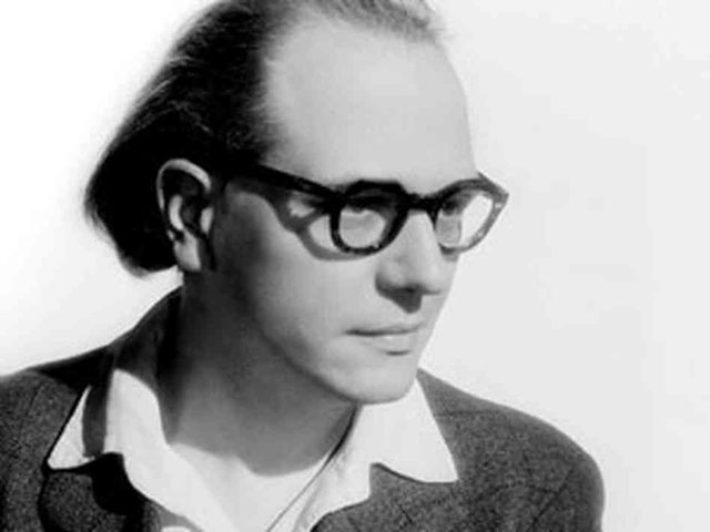 Olivier Messiaen (1908-1992), retratado en 1930