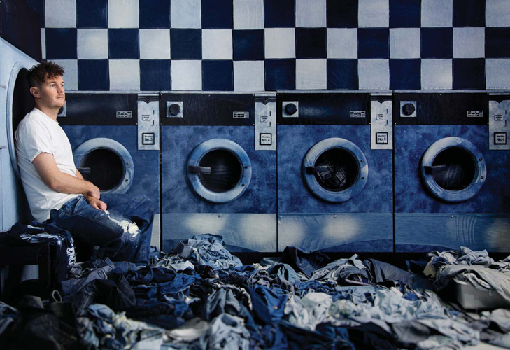 'My Beautiful Laundrete' - Ian Berry - Foto: Catto Gallery, London