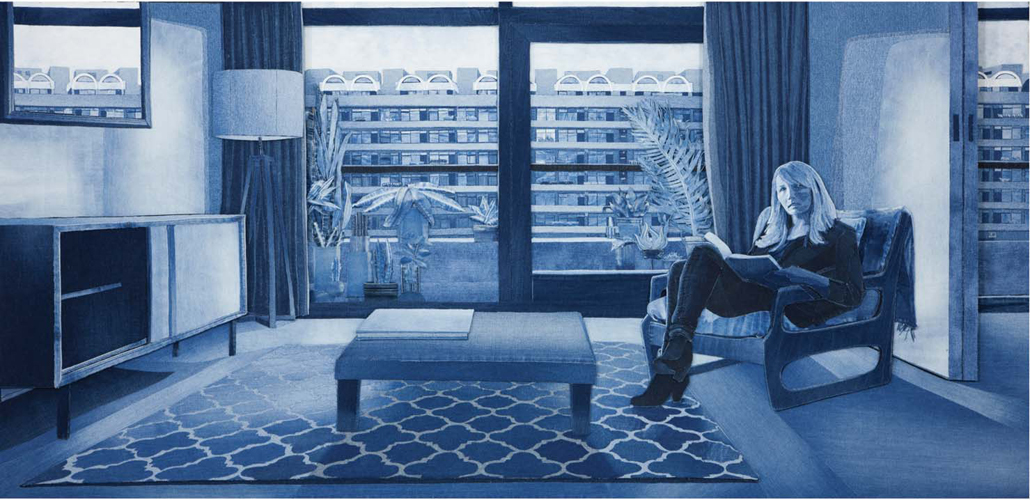 'Perfect Stranger' - Ian Berry - Foto: Catto Gallery, London