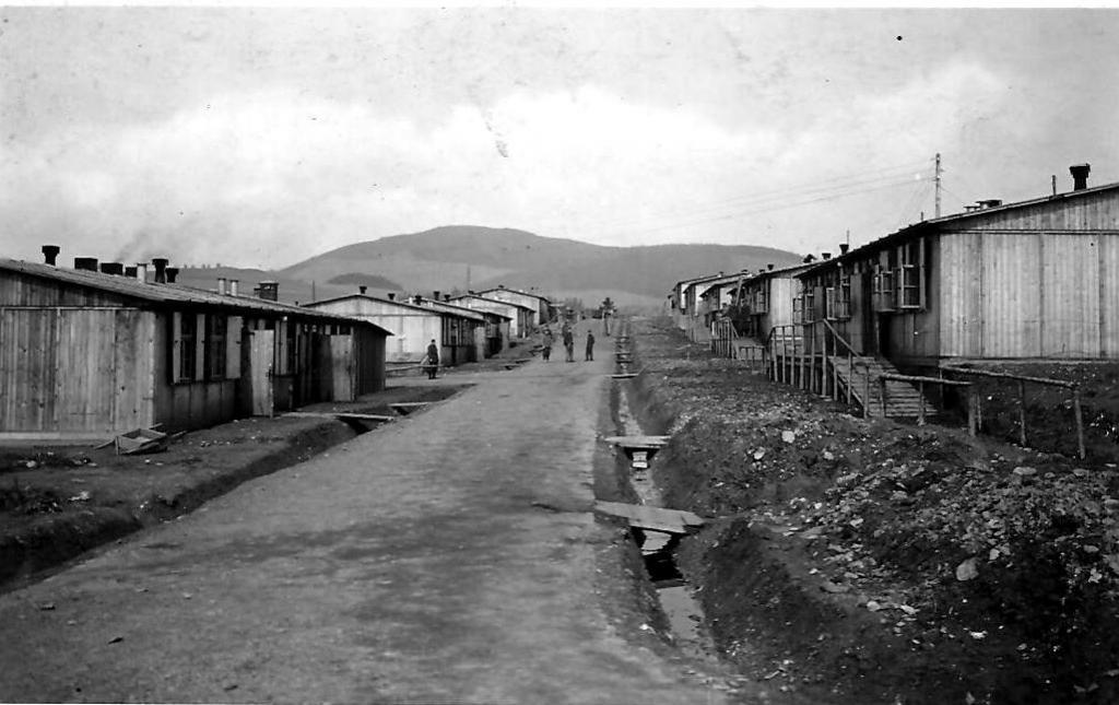 Campo de concentración Stalag VIII-A en 1941