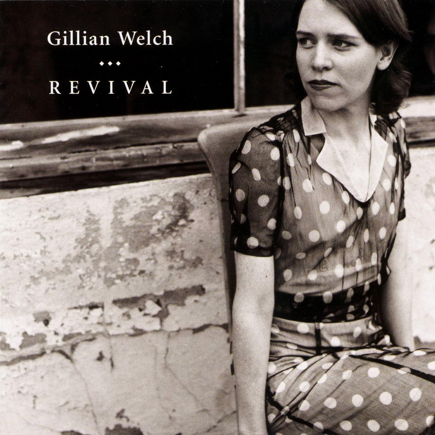 Portada de 'Revival', 1996