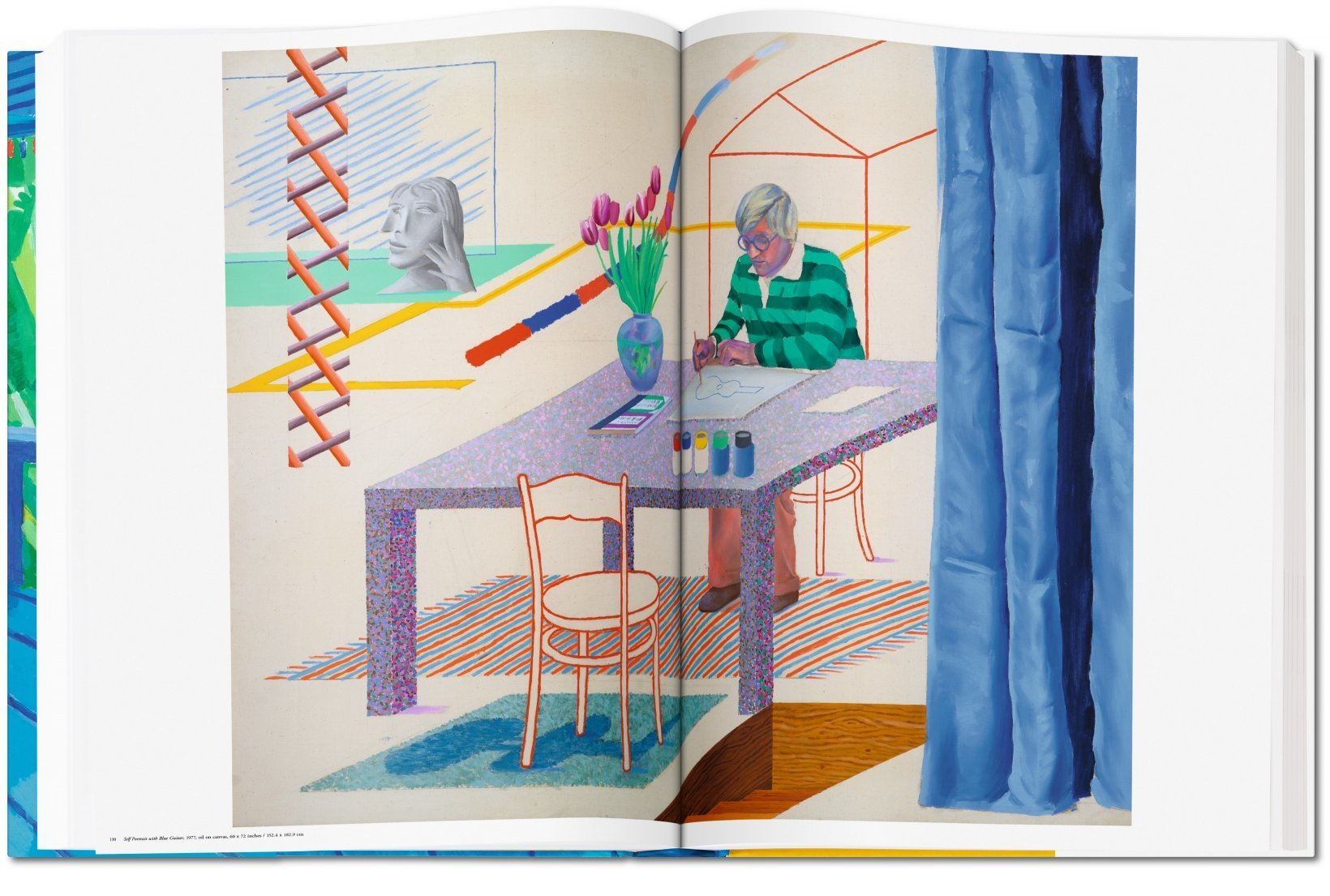 Interior de 'A Bigger Book' - Cortesía: Taschen