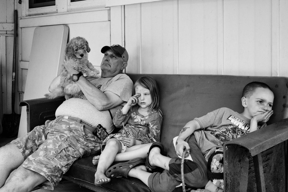 An American Family © Zachary Roberts - Juror's Pick, LensCulture Emerging Talent Awards 2016