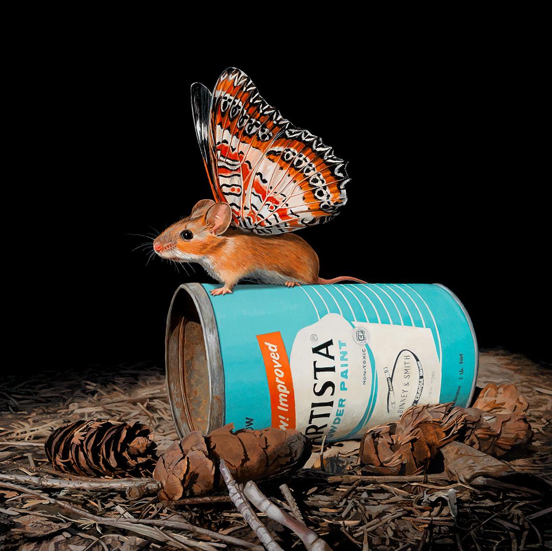 'Artista' - Lisa Ericson - Foto: lisaericson.com