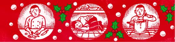 Cadena decorativa con la historia de Asif - Foto: aesopagency.com