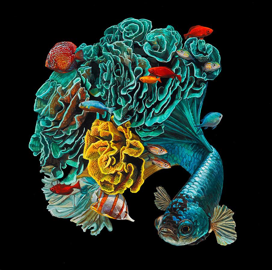'Bloom II' - Lisa Ericson - Foto: lisaericson.com