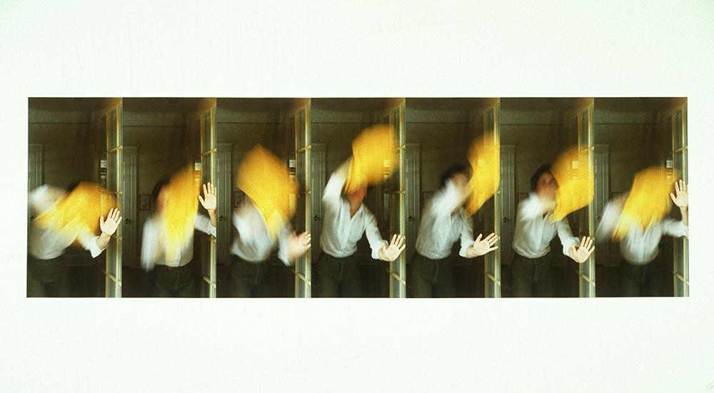 """Sorel Cohen (1936), """"La forme d'un geste"""", 1977 - MBAM"""