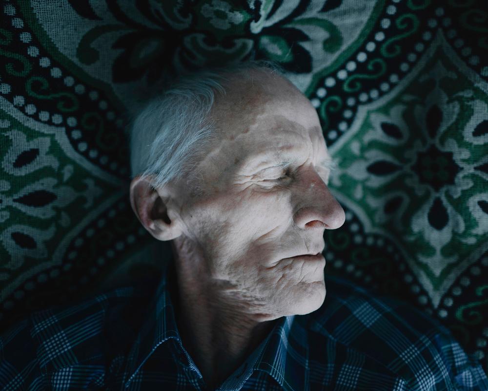 Hjordis, I miss you © Erik Simander - Lens Culture Emerging Talent Awards 201