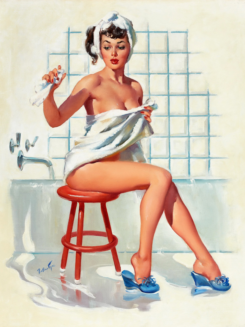 'Pin-up' de Joyce Ballantyne