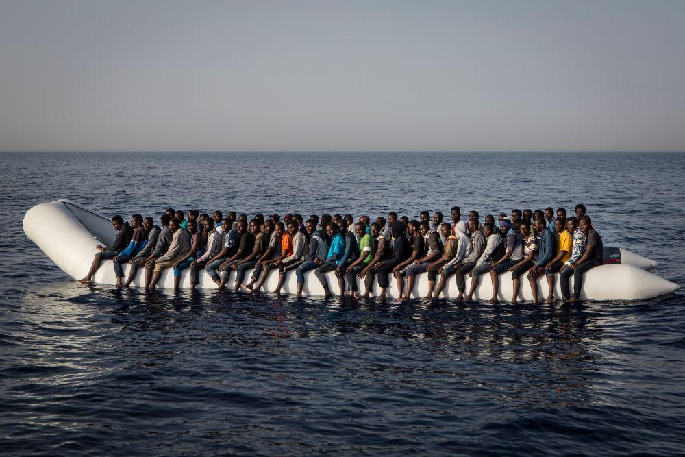 Mediterranean Migration © Mathieu Willcocks - Lens Culture Emerging Talent Awards 2016