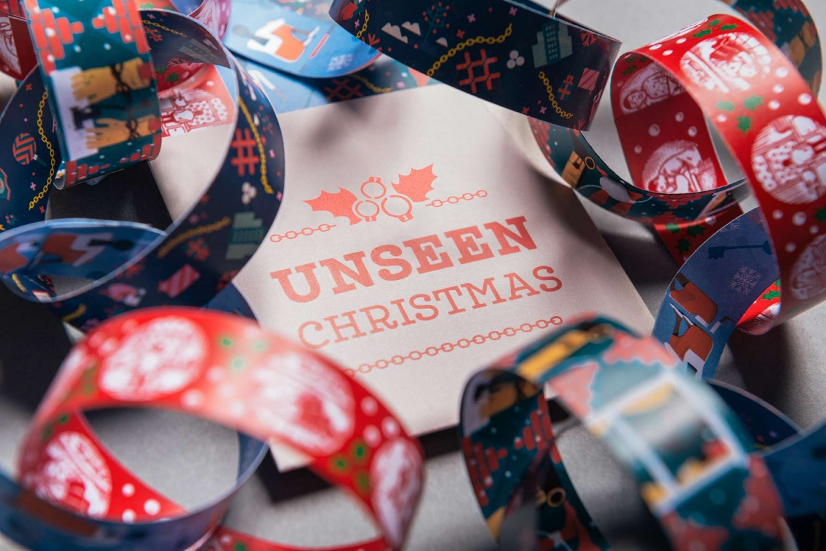 'Unseen Christmas' - Foto: unseenchristmas.com