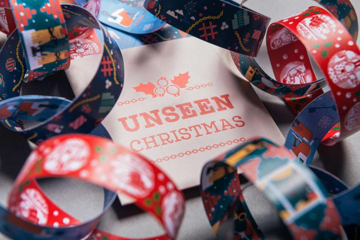 'Unseen Christmas' - Foto: unseenchristmas.com
