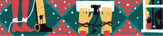 Ilustracion de Tom Jay para la campaña 'Unseen Christmas' - Foto: aesopagency.com