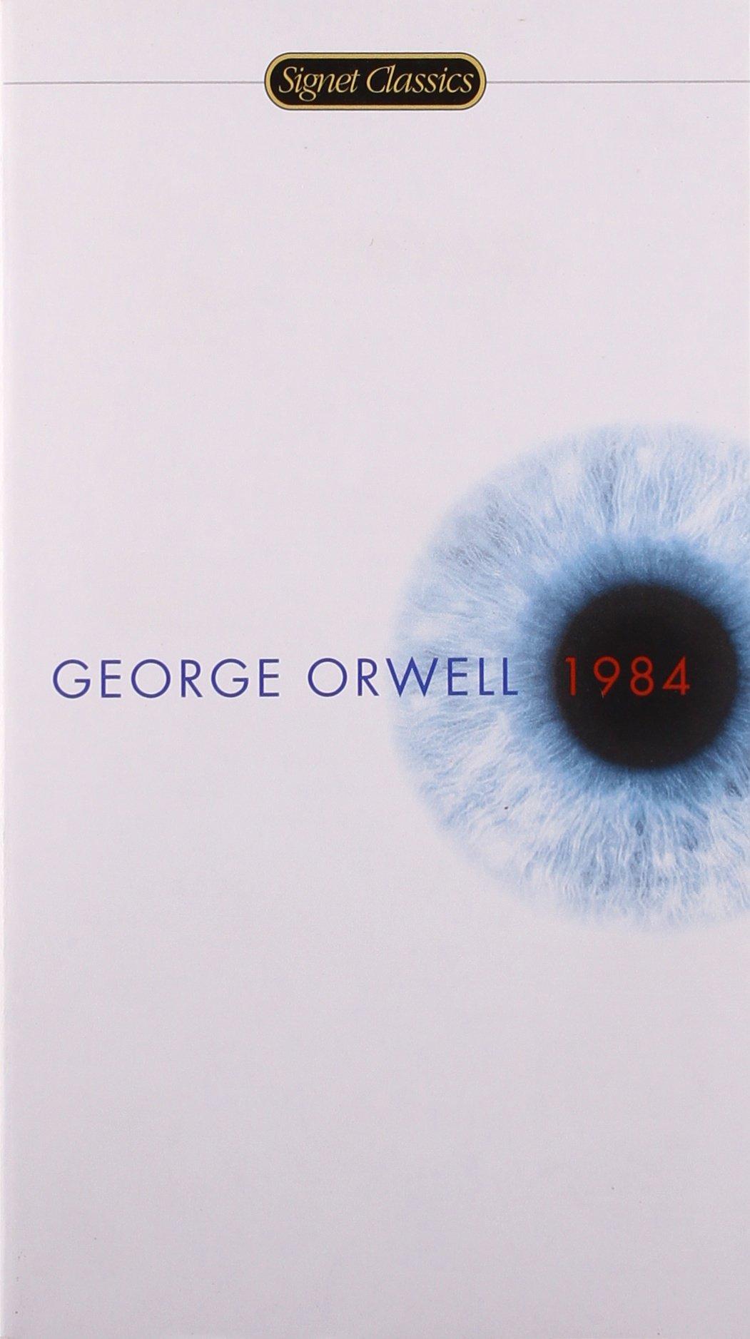 La edición de bolsillo de '1984' que ocupa el primer puesto entre los best sellers de Amazon