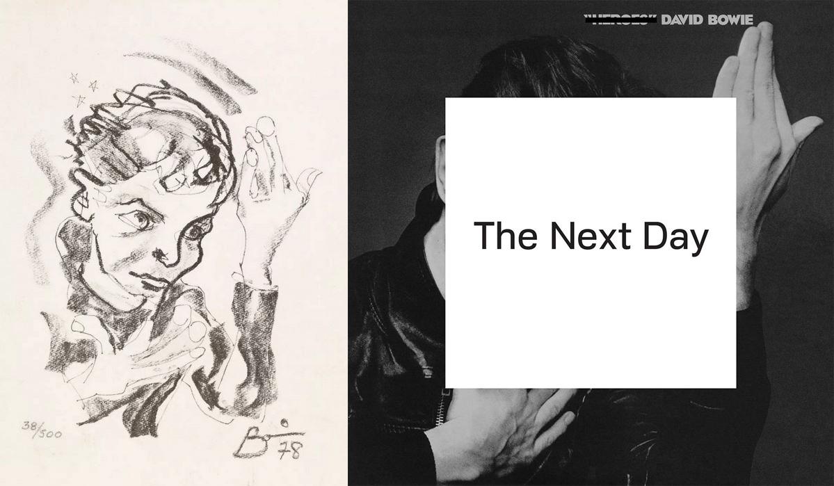 Bowie, artístico hasta el final