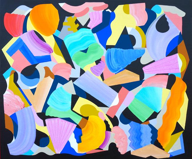 'Yoru' - Mina Hamada - Foto: cargocollective.com/minahamada