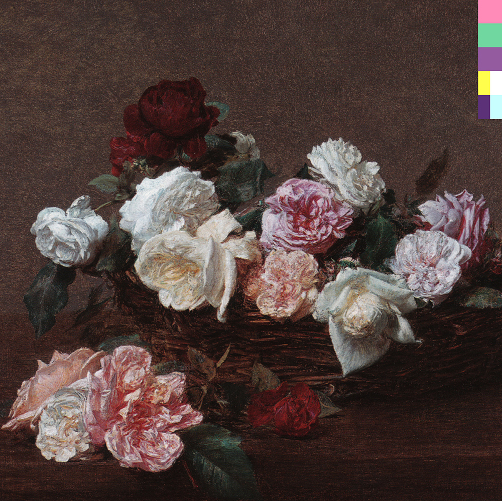 New Order y el bodegón de Fantin-Latour
