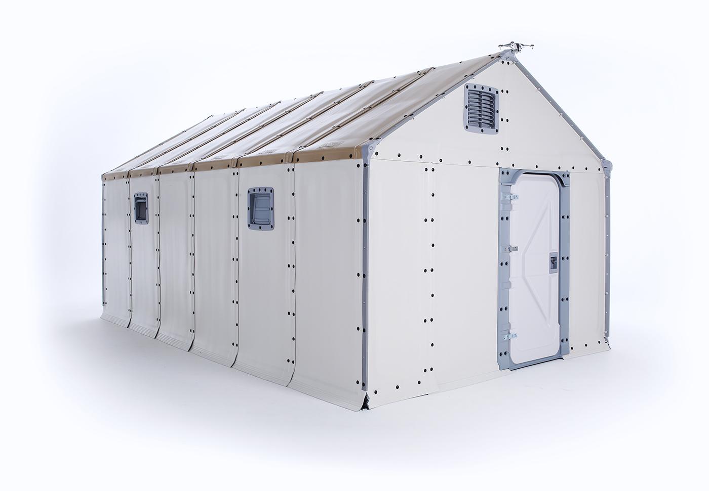 Better Shelter - Foto: © Jonas Nyström