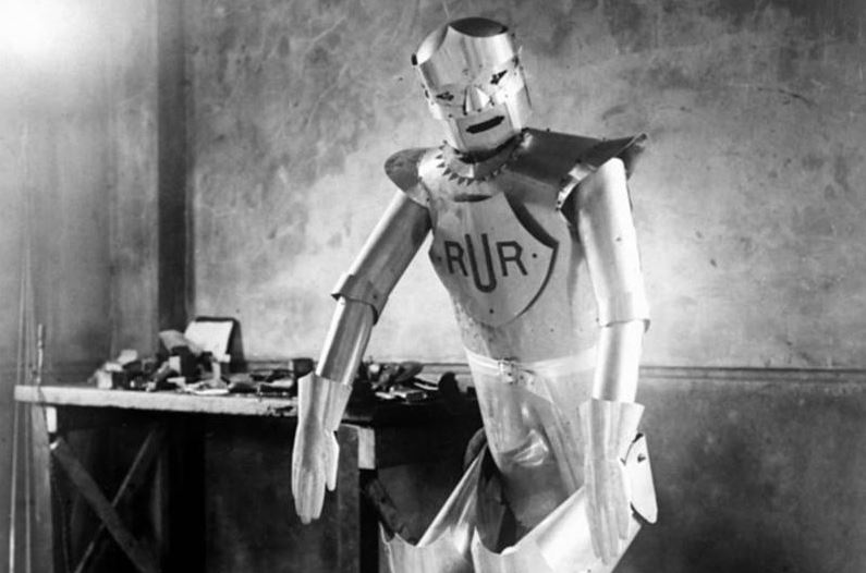 Eric the robot © The Board of Trustees of the Science Museum