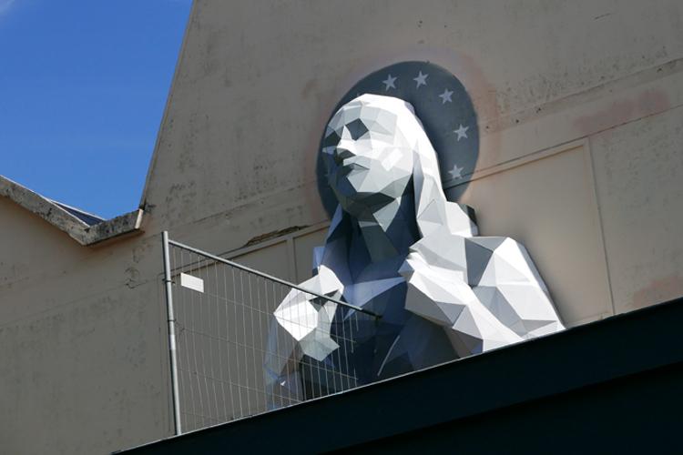 'Santa Europa' - David Mesguich - Foto: davidmesguich.com