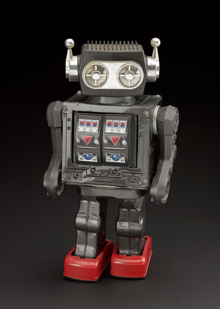 Super astronaut robot 1970's, Japan © The Board of Trustees of the Science Museum