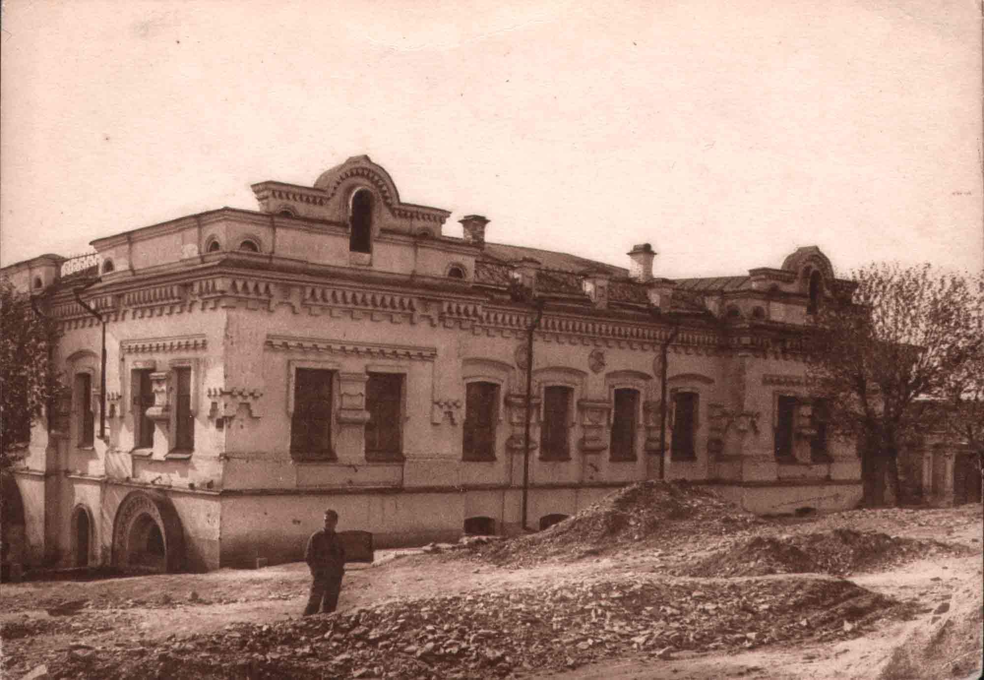 Casa Ipatiev - Foto: Dominio público