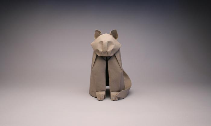 'Mu Shu' - Rober J. Lang - Foto: www.langorigami.com