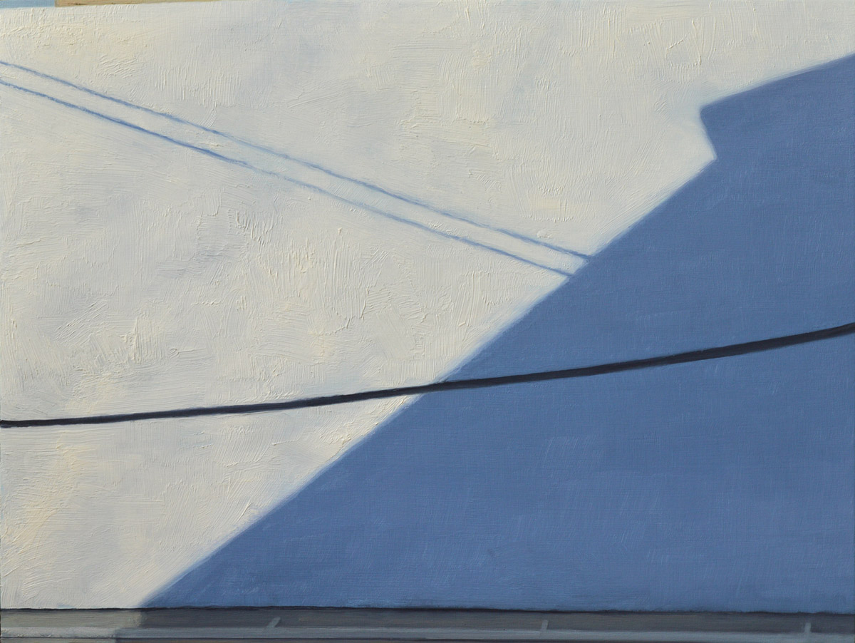 'Untitled (garage roof)' - Lillian Bayley Hoover - Foto: lillianhoover.com