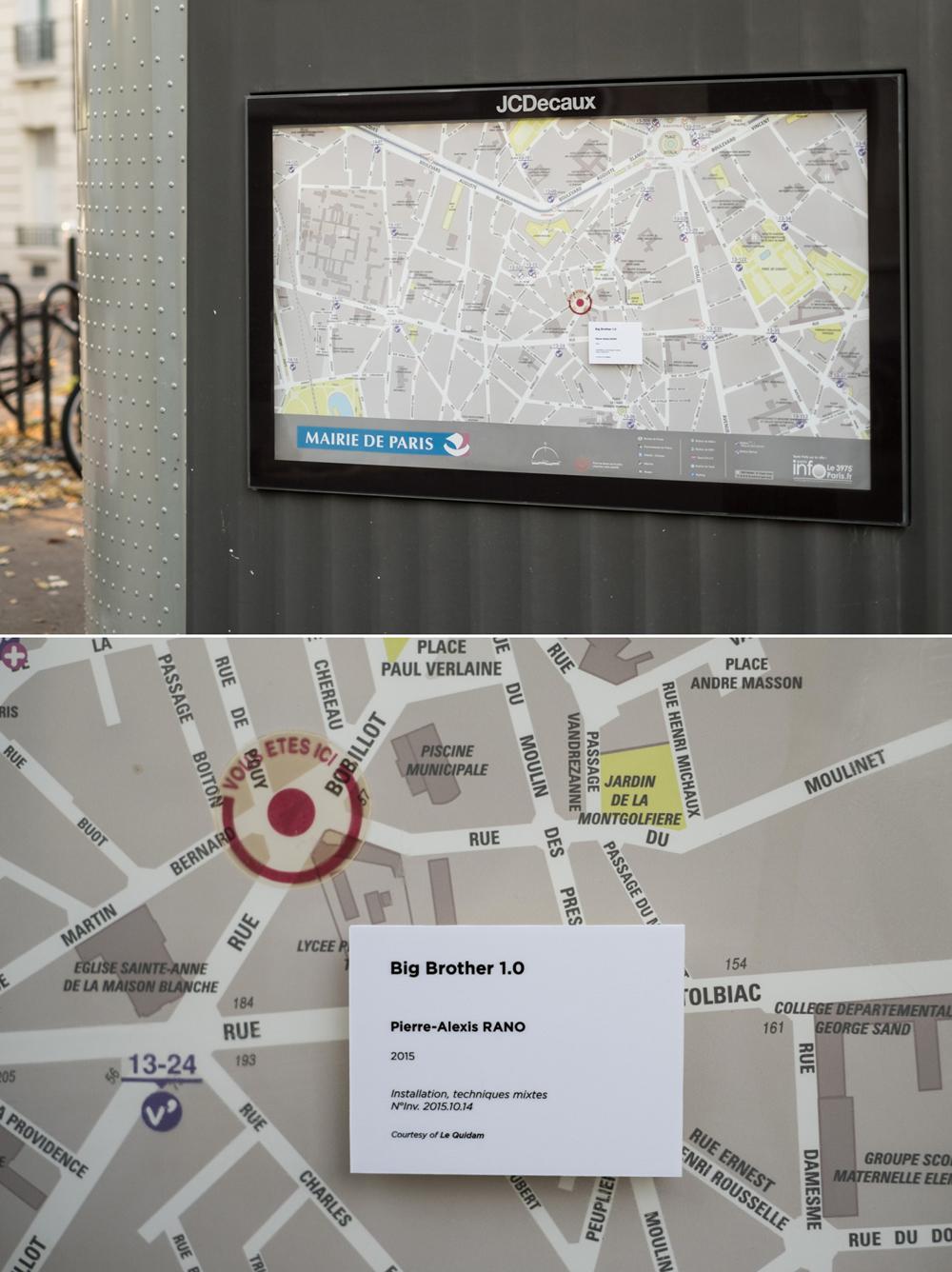 'Big Brother 1.0' - Le Quidam - Foto: lequidam.com