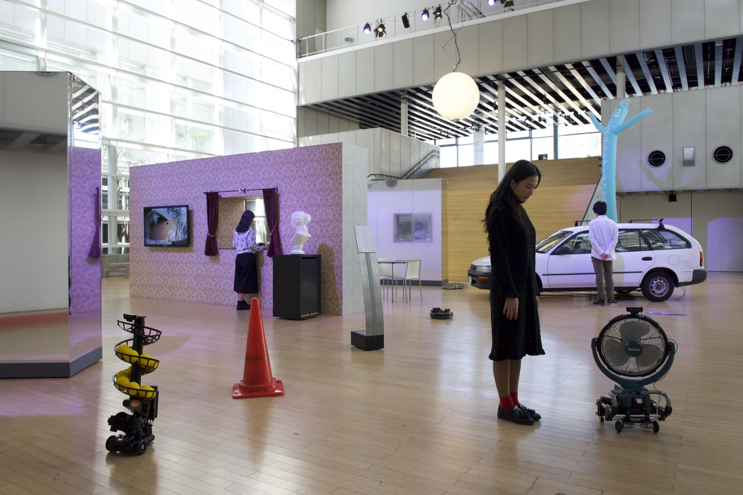 Imagen de la exposición 'Avatars' - Foto: kanno.so