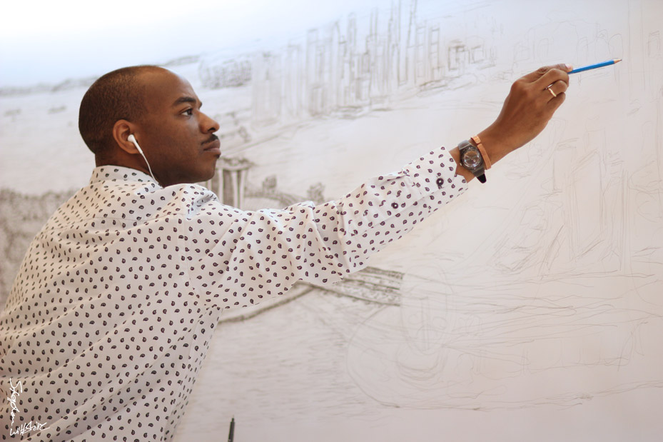 Stephen Wiltshire - Foto: www.stephenwiltshire.co.uk