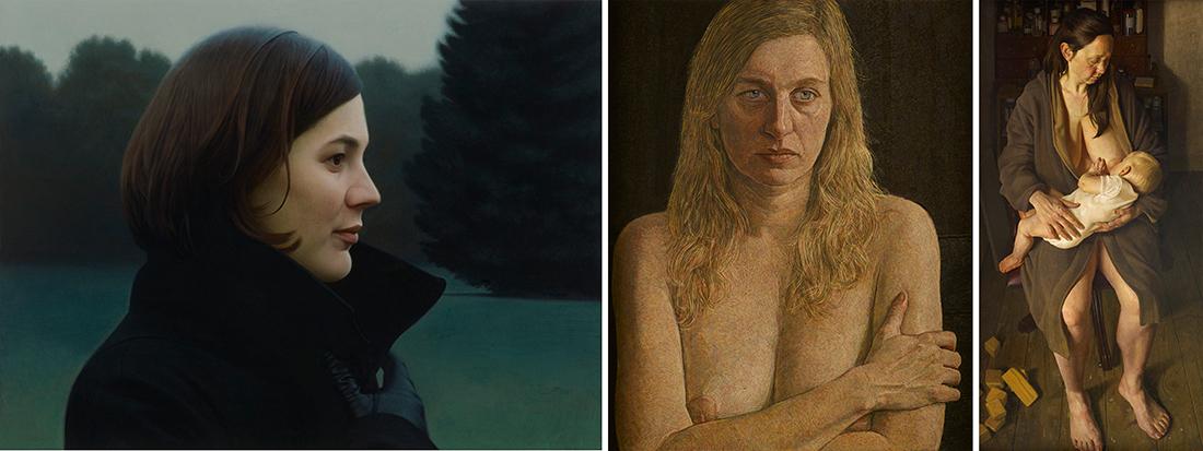 Desde la izquierda, 'Double Portrait', de Thomas Ehretsmann © Thomas Ehretsmann; 'Emma', de Antony Williams © Antony Williams, y 'Breech!', de Benjamin Sullivan © Benjamin Sullivan
