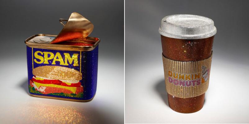 'Alot of Spam' y 'Wakeup Call' - Jonathan Stein - Fotos: gallerybiba.com