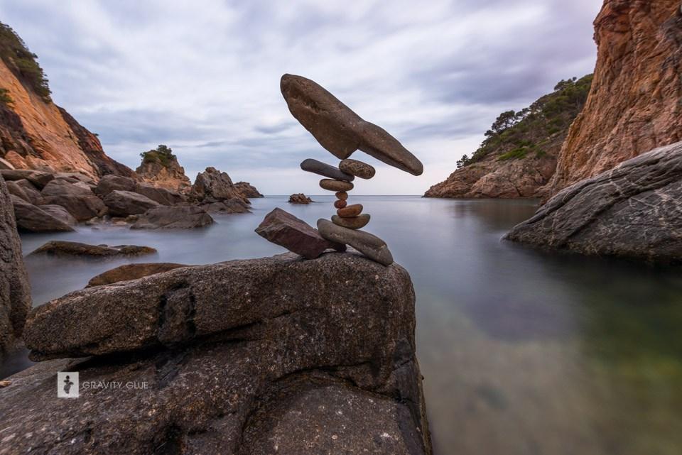 Extensión del paisaje. © Michael Grab. Cataluña. España. 26 de junio de 2016.