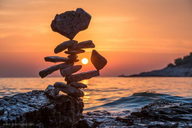 Sabiduría de la puesta de sol. ©Michael Grab. Istria. Croacia. 12 de septiembre de 2016.