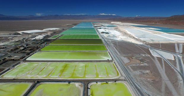 Piscinas de Chile Rockwood Lithium © Unknown Fields