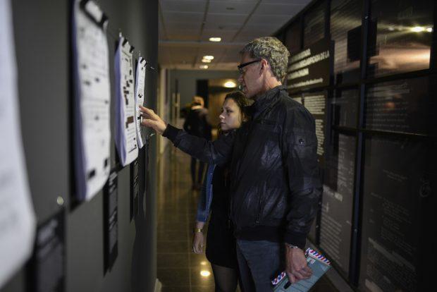 Exposición 'Secretos de Estado'. Museo de la Memoria y los Derechos Humanos de Santiago de Chile. ©Daniel Barahona