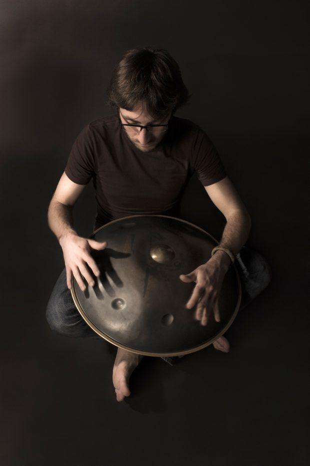 Hang Drum. ©Ana Rezende
