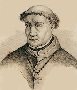 Fray Tomás de Torquemada. Wikimedia.