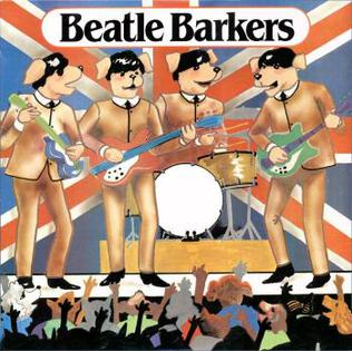 Beatle Barkers. Wikimedia Commons.